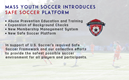 Mass Youth Soccer Introduces Safe Soccer Platform