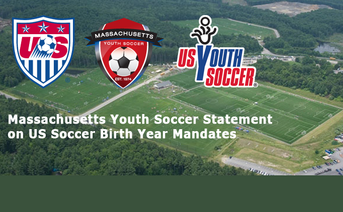 Massachusetts Youth Soccer's statement on US...