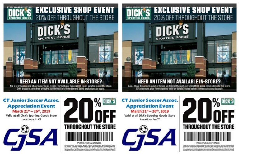 dicks sporting goods spring flyer