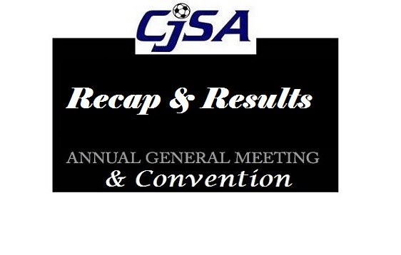 2017 AGM-Convention Recap & Results
