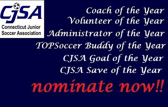 CJSA Award Nominations