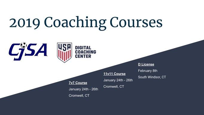 New Coaching Courses