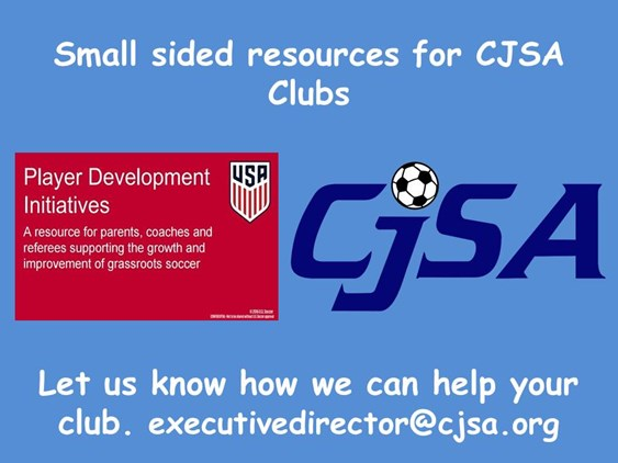 Resources for small sided transition - Fall 17