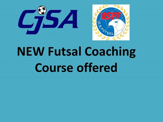 New Futsal Coaching Course