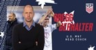 Gregg Berhalter Named Head Coach of U.S. Men's National Team