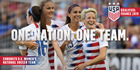 USA Qualifies for 2019 FIFA Women's World Cup