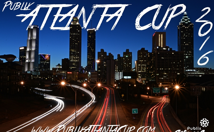 Register TODAY for the Publix Atlanta Cup!