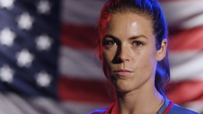 Kelley O'Hara Earns 100th Cap