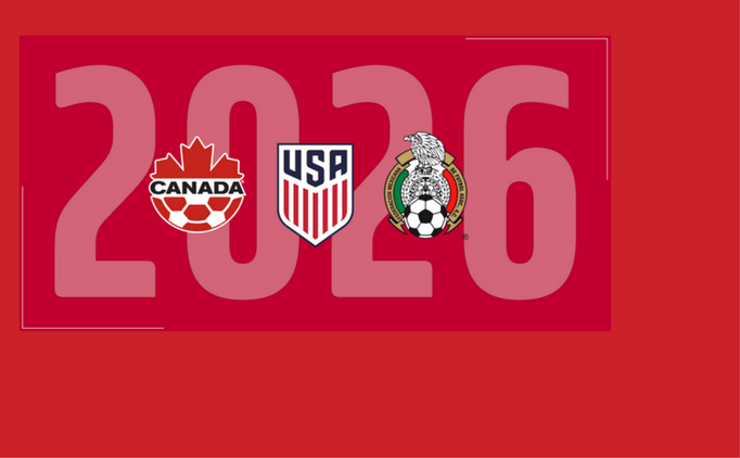 USA, Canada, & Mexico announce World Cup Bid