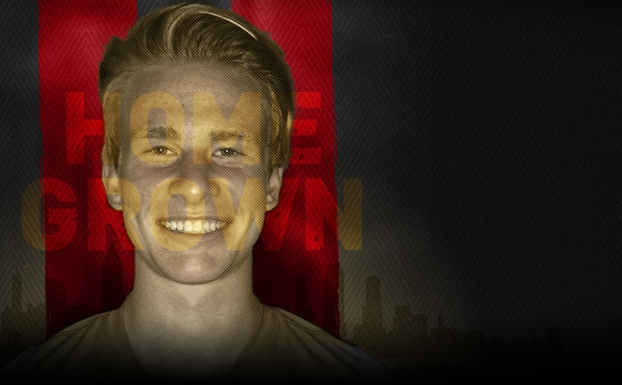 Atlanta United Signs Andrew Carleton