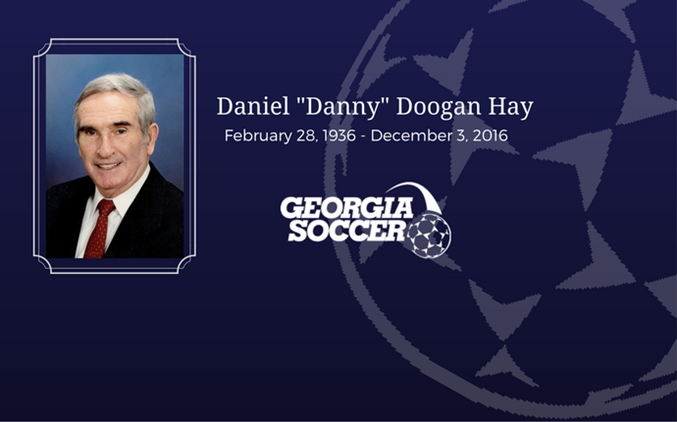 Soccer Community Remembers the life of Danny Hay