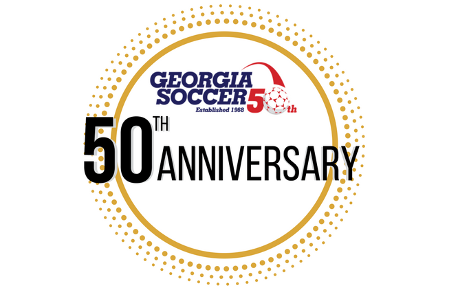 Georgia Soccer Celebrates 50 Years