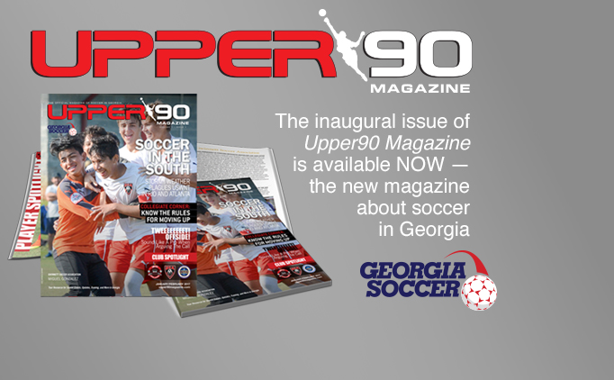 2nd Issue OUT NOW: Upper90 Georgia