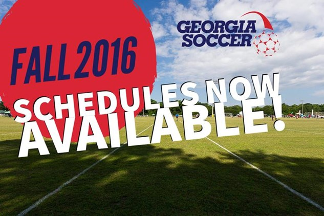 Fall 2016 Athena & Classic Schedules Now...