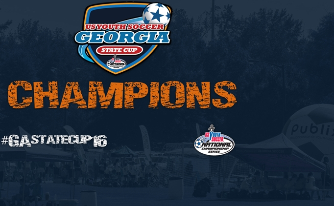 Congrats State Cup Champions!