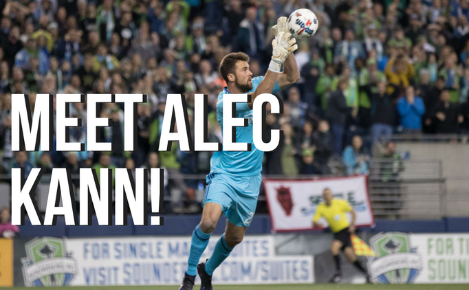 Your Chance to Meet Alec Kann!