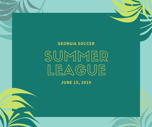 Georgia Soccer Summer League