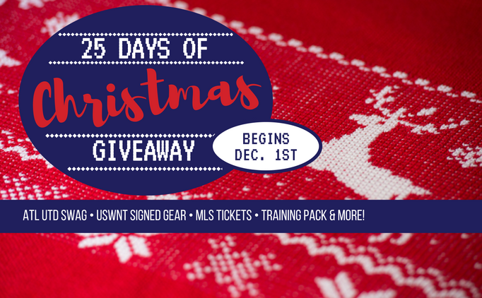 25 Days of Christmas Giveaway!