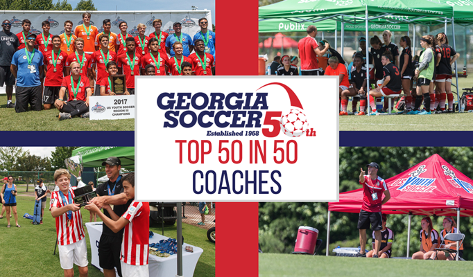 Top 50 in 50 Coaches Nominations Open!