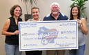 Brett Wiesner Scholarship Fund Donates Over $22,000 to Wisconsin ODP