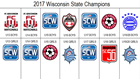 2017 Wisconsin State Champions to Advance to Region II Championships