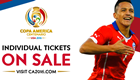 Copa America Tickets Available
