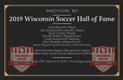 2019 Wisconsin Soccer Hall of Fame