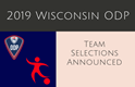 2019 Wisconsin ODP State Teams