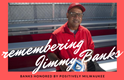 Late Jimmy Banks Recognized by Positively Milwaukee