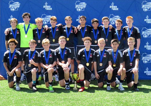 FC Wisconsin Nationals 14U Boys Make USYS...
