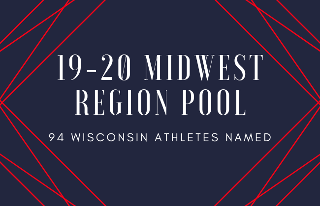 19-20 Midwest Region Pool Selections