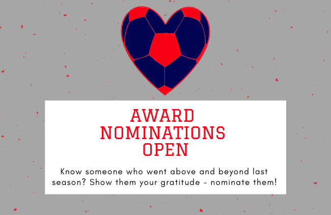 2018 Award Nominations Open