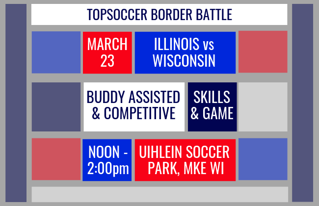 2019 TOPSoccer Border Battle