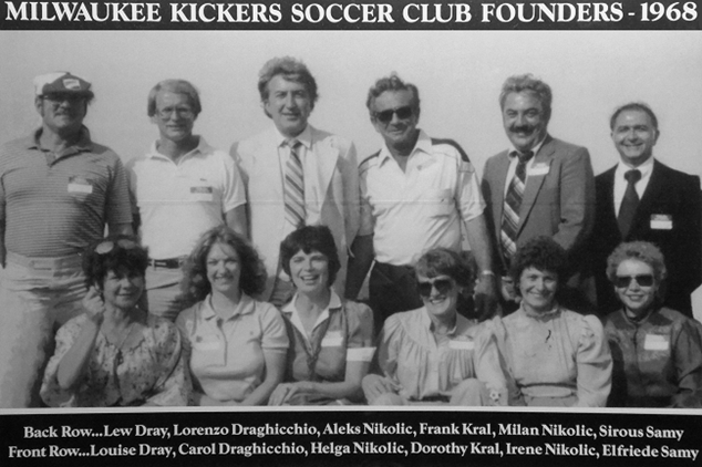 Milwaukee Kickers Celebrate 50 Years!