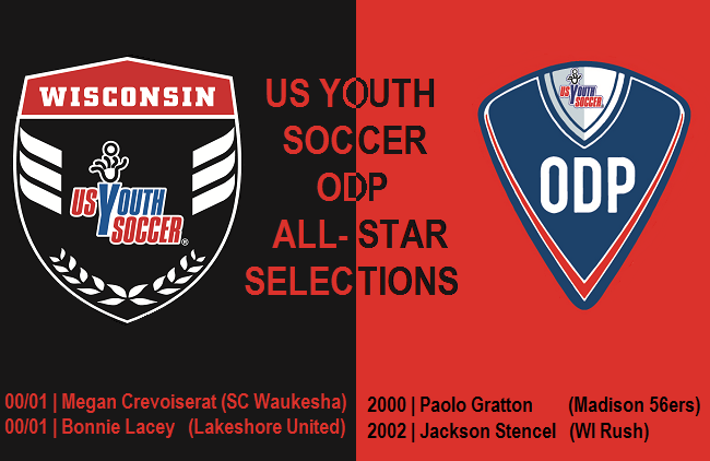 US Youth Soccer ODP All-Star Wisconsin...