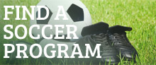 Find a Soccer Program