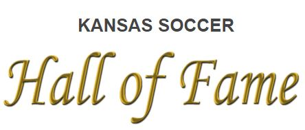 Kansas Soccer Hall of Fame Logo
