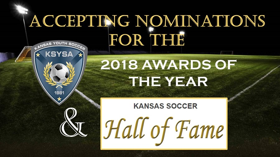2018 KSYSA Nominations