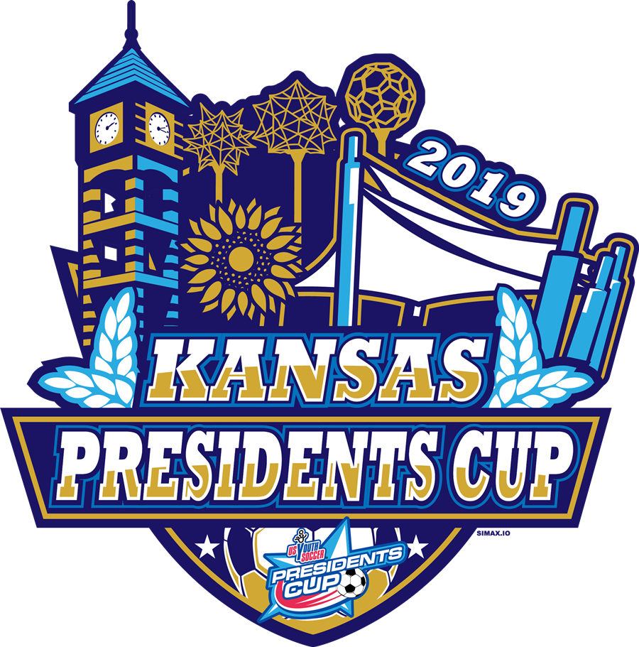 2019 Kansas Presidents Cup Logo PNG