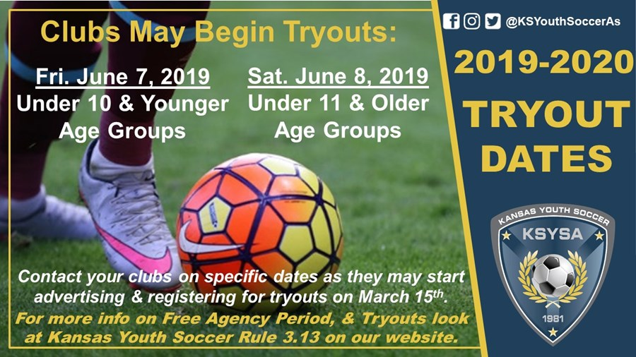 2019-2020 Tryout Dates FB_TW