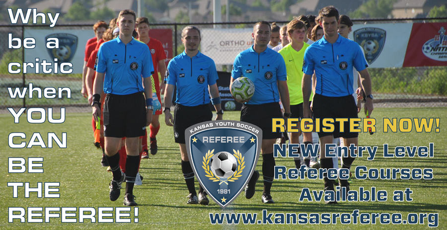 NEW Entry Ref Courses Available