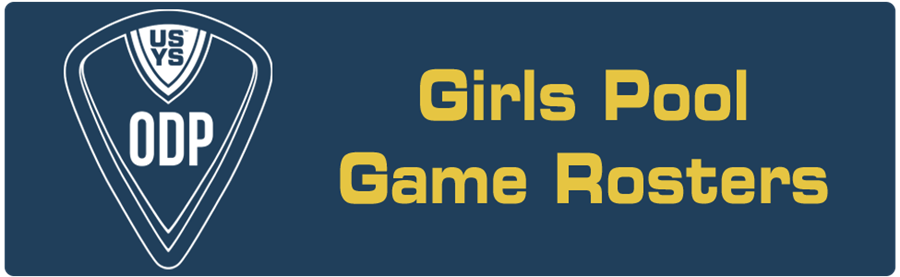 ODP_tab_Girls Pool Game Rosters