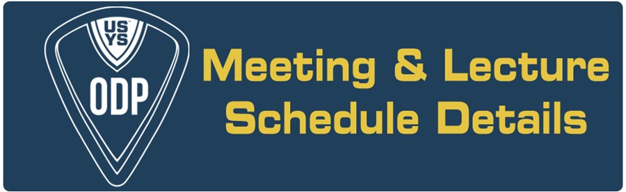 ODP_tab_Meeting Lecture Schedule