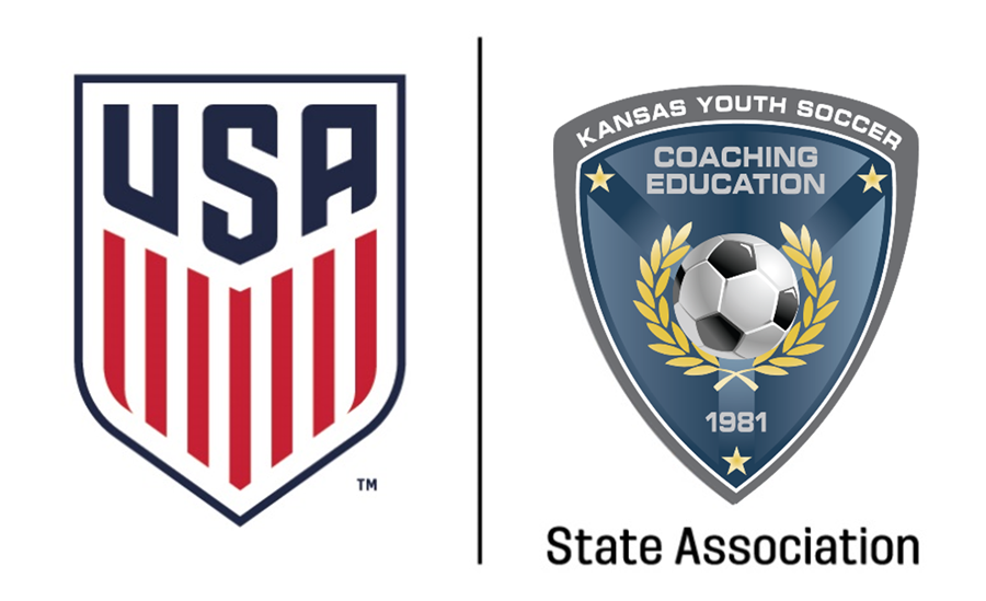 US Soccer _ KSYSA Coaching Education logo