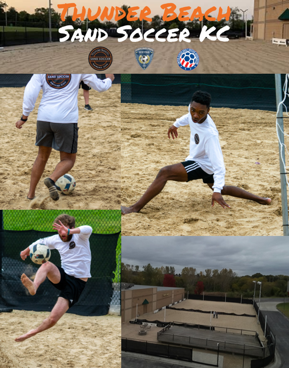 Sand Soccer Collage 1