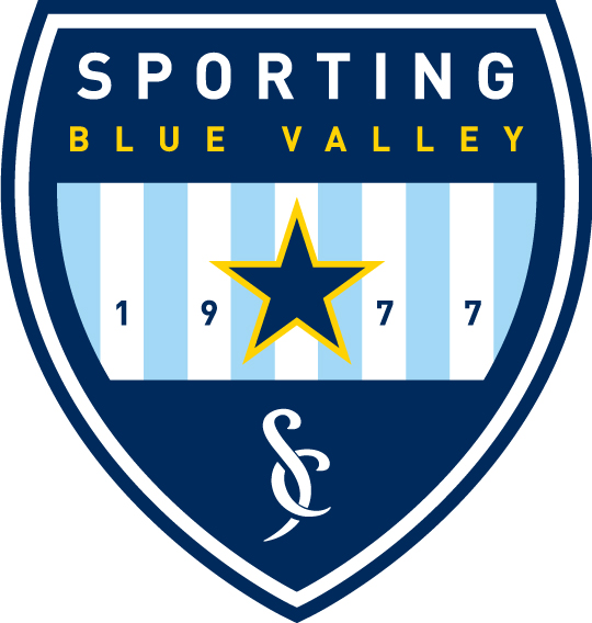 Sporting Blue Valley Large Logo