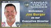 Welcome Joe Burger Graphic