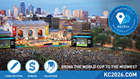 Kansas City Underway with final Phase for 2026 FIFA World Cup Bid