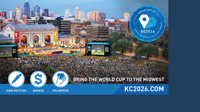 KC in Final Phase for 2026 FIFA World Cup Bid