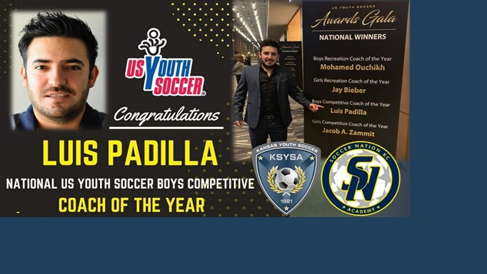 Luis Padilla Wins 2018 National USYS Boys...